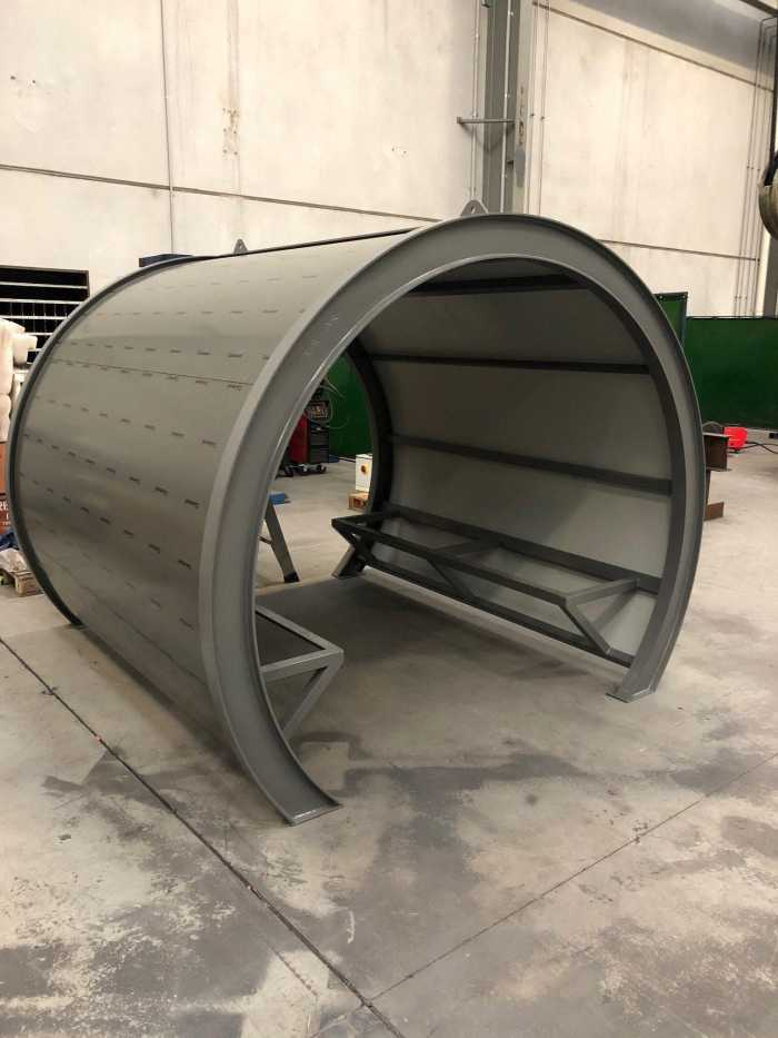 POD ready for delivery