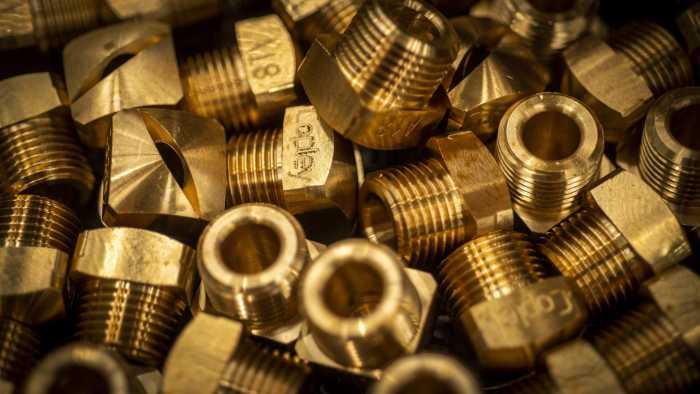 Machined Copley spray Nozzles
