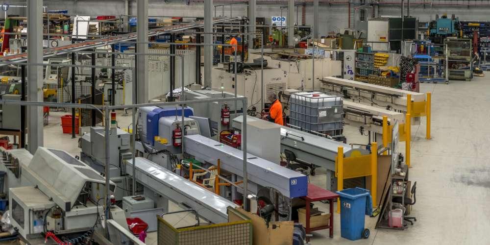 CPT Victoria CNC machine shop
