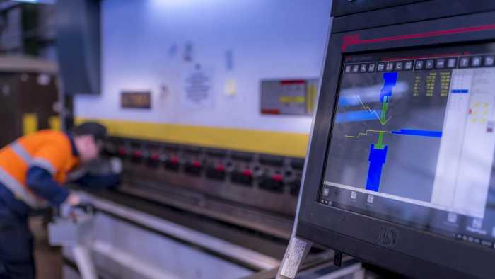 CNC Brake Press
